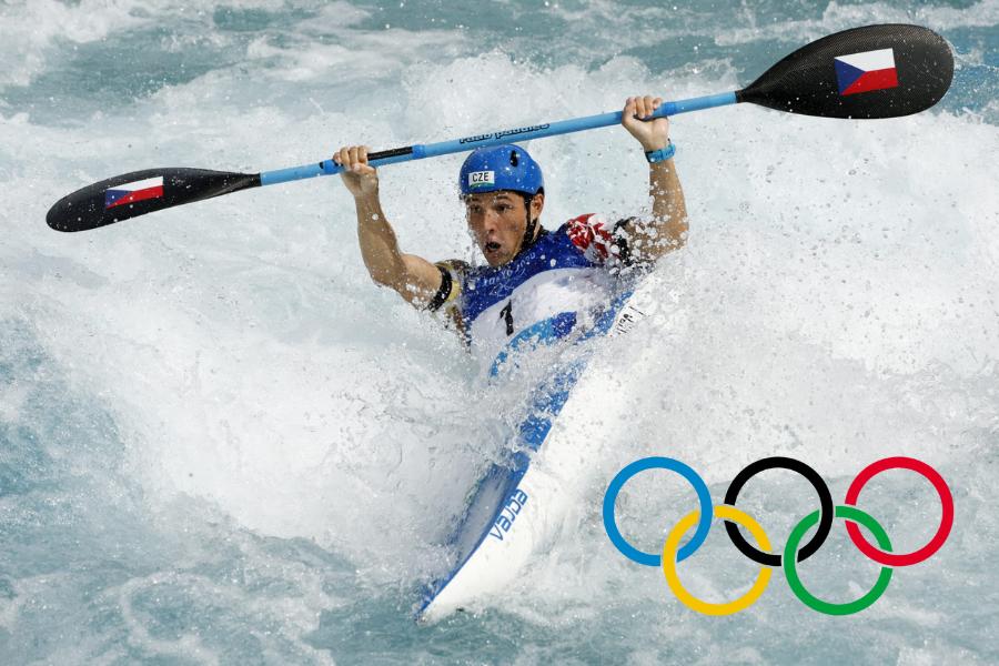 Kajak in kanu na olimpijskih igrah v Tokiu