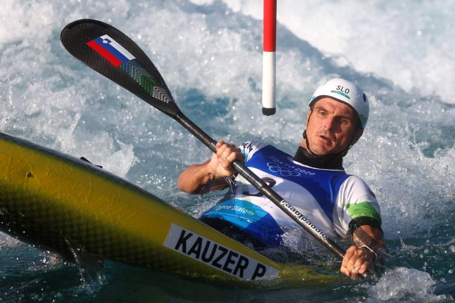 Petra Kauzer ste lahko spremljali v sredo, 28. julija na dveh predtekmovanjih in v petek, 30. julija na polfinalu, kjer je zasedel 12. mesto.