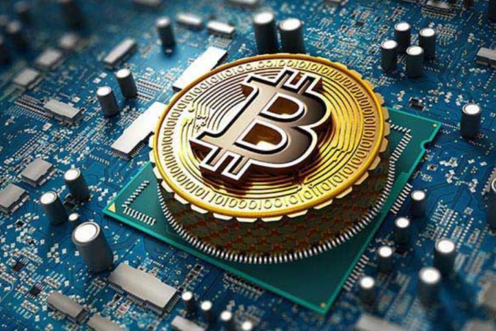 Rudarjenje bitcoina in drugih kriptovalut