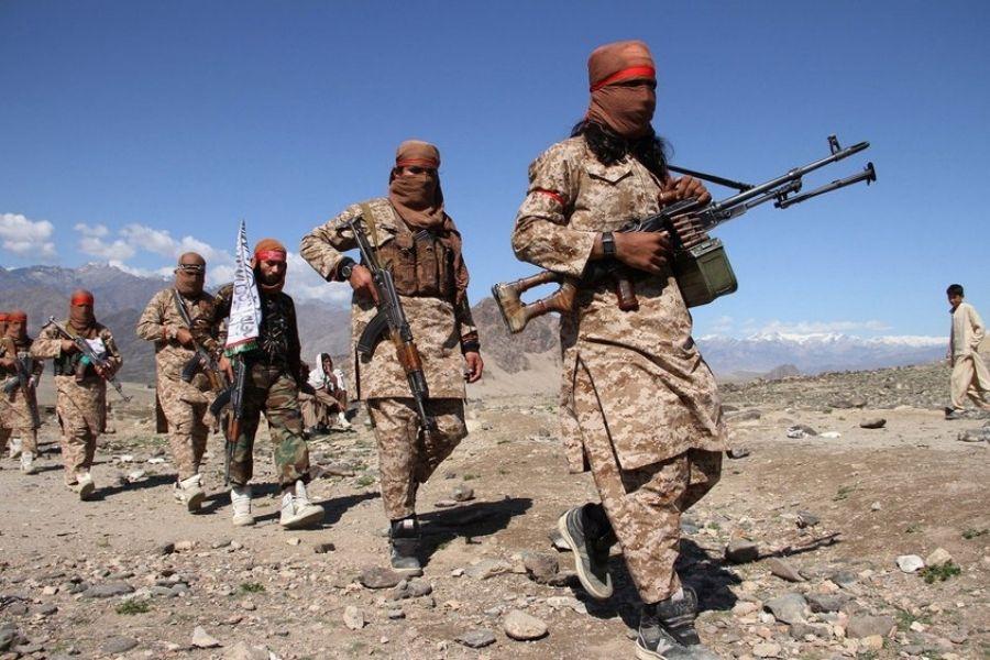 Borut Korun: Polom v Afganistanu