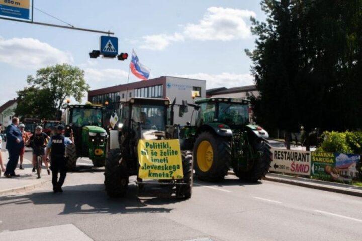 Čas je, da so pravi kmetje v Sloveniji slišani, ne da tempo narekujejo »kavč« kmetje