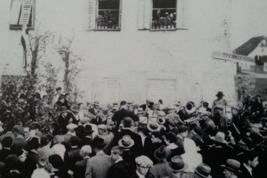 Prekmurje pred sto dvema letoma prepevalo »Lepo našo domovino«