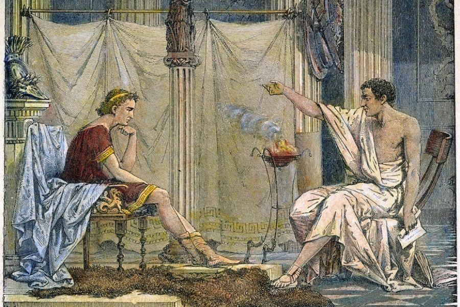 Kako dobro poznamo misli velikih filozofov: Aristotel