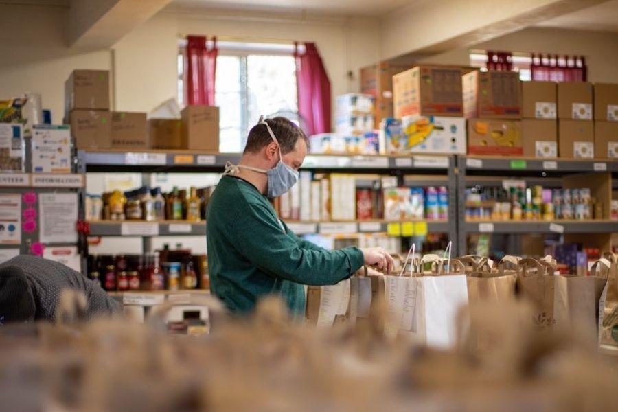 Britanske banke hrane v polni pripravljenosti