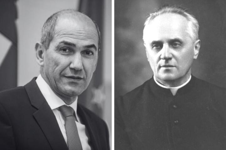 Prof. dr. Janez Juhant: Sto let pozneje – Slovenija središče Evrope