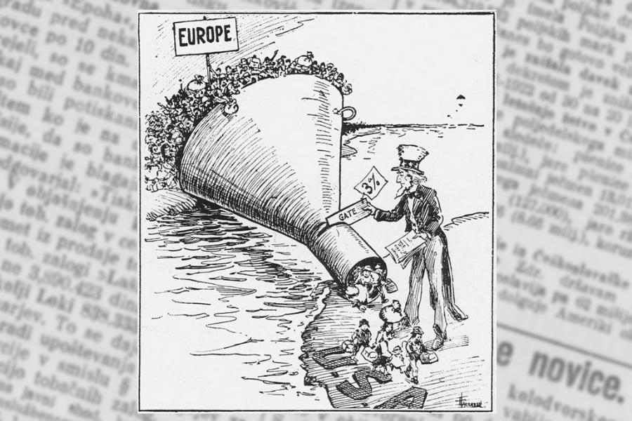 Ameriško zapiranje imigracijskih vrat za preostali svet