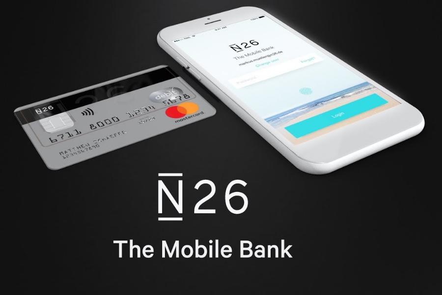 Digitalne banke: N26